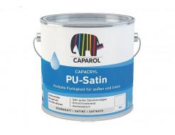 Эмаль полиуретано-акриловая Capacryl PU-Satin прозрачная