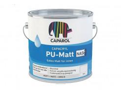 Лак акриловый Capacryl PU-Matt белый