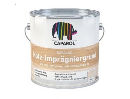 Грунт для дерева алкидный защитный Capalac Holz-Imprägniergrund прозрачный