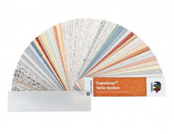 Каталог цветов Caparol Capadecor Vario-System (65 дизайнов)