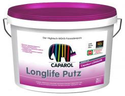 Штукатурка силиконовая барашек Caparol Capatect Longlife Putz R20 белая