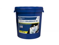 Гидроизоляционная масса Caparol Capatect Isolan Kellerdicht 2K черная