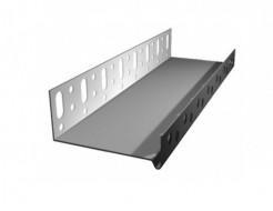 Профиль цокольный алюминиевый Caparol Capatect 100 мм