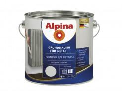 Купить Грунт для металла антикоррозионный Alpina Grundierung für Metall