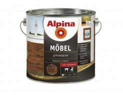 Купить Лак алкидный мебельный Alpina Möbel GL глянцевый