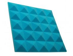 Акустическая панель пирамида 30 мм 45х45 см Pyramid Gain Blue
