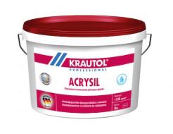 Краска фасадная силикон-модифицированная Krautol Acrysil B3