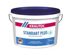 Краска интерьерная латексная Krautol Standard Plus стойкая