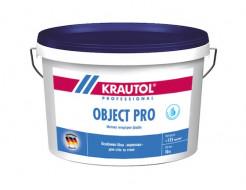 Краска интерьерная акриловая Krautol Object Pro особенно белая