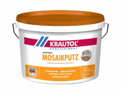 Купить Декоративная штукатурка мозаичная Krautol Krautherm Mosaikputz 12 - 1