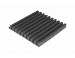 Акустическая панель Comb из акустического поролона 50 мм 50х50 см