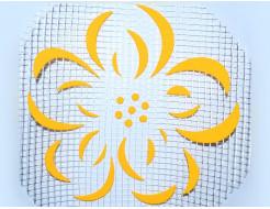 Декор для жидких обоев Экобарвы Цветок 121