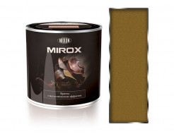 Краска термостойкая 3 в 1 Mixon Mirox золотистая 1036 - интернет-магазин tricolor.com.ua