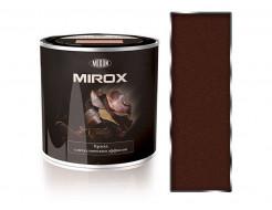 Краска термостойкая 3 в 1 Mixon Mirox коричневая 8028 - интернет-магазин tricolor.com.ua
