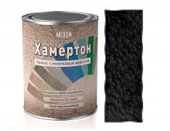Краска алкидная 3 в 1 Mixon Хамертон черная 810 молотковый эффект - интернет-магазин tricolor.com.ua