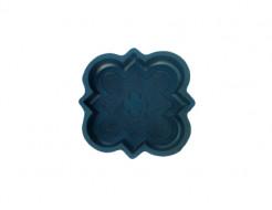 Форма для тротуарной плитки МАО Декор малый  21*21*4,5