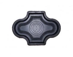 Форма для тротуарной плитки МАО Инь 29,5*19,6*4 - интернет-магазин tricolor.com.ua