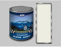 Автоэмаль Mixon Acryl 2К А Белая 201 - интернет-магазин tricolor.com.ua