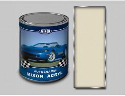 Автоэмаль Mixon Acryl 2К А Сливочно-белая 295 - интернет-магазин tricolor.com.ua