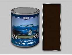 Автоэмаль Mixon Acryl 2К А Темно-коричневая 793 - интернет-магазин tricolor.com.ua