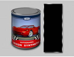 Автоэмаль Mixon Synthetic Черная 601 - интернет-магазин tricolor.com.ua