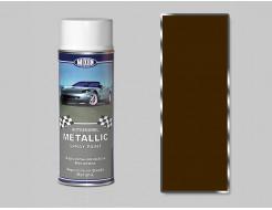 Аэрозоль автомобильный Mixon Metallic Золотой лист 331