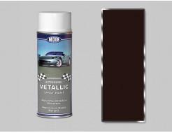 Аэрозоль автомобильный Mixon Metallic Черный шоколад 635
