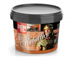 Декоративная штукатурка Denel ProMetalico металлический эффект - интернет-магазин tricolor.com.ua