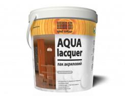 Лак акриловый шелковисто-матовый Aqua Lacquer Spot Colour