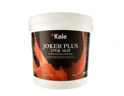 Краска интерьерная силиконовая Kale Joker Plus Ipek mat моющаяся полуматовая