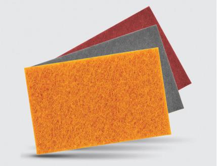 Скотч Брайт Smirdex лист 150х230 мм зерно 320 - изображение 2 - интернет-магазин tricolor.com.ua