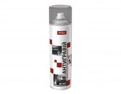 Антигравий PiTon высокополимерным каучуком и синтетическими смолами (серый)