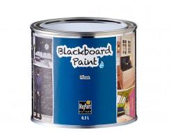 Интерьерная грифельная краска Magpaint BlackboardPaint синяя