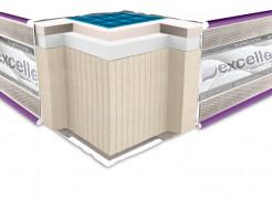 Ортопедический матрас Neolux Neoflex Comfogel soft 3D 160х190