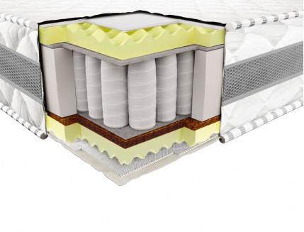 Ортопедический матрас Neolux Престиж Зима-лето Pocket spring 3D 160х200 - интернет-магазин tricolor.com.ua