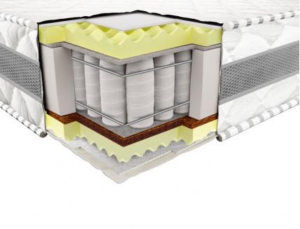 Ортопедический матрас Neolux Эталон 2 в 1 Pocket spring 3D 80х200 - интернет-магазин tricolor.com.ua