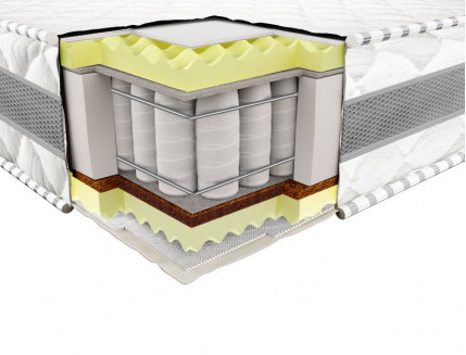 Ортопедический матрас Neolux Эталон 2 в 1 Pocket spring 3D 120х200 - интернет-магазин tricolor.com.ua