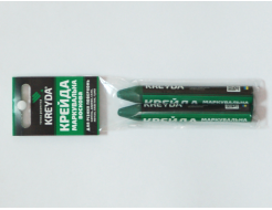 Набор мелков для маркировки на основе воска Kreyda универсальные 2 шт (зеленые) - интернет-магазин tricolor.com.ua