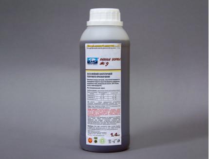 Моющее щелочное пенное средство для удаления мазута, масляных загрязнений PRIMATERRA Supra ж/д - интернет-магазин tricolor.com.ua