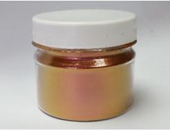 Пигмент Хамелеон Tricolor 7701 Медный-оливковый-красный