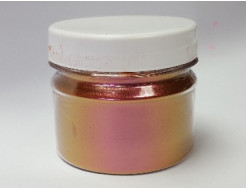 Купить Пигмент Хамелеон Tricolor 39OV Рубин-фиолетовый-оливковый
