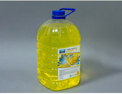 Жидкое крем-мыло SOLO Soft+ PRIMATERRA (ПЕТ тара) 5 л (лимон)