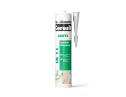 Герметик акриловый Ceresit CS 11 Akryl белый