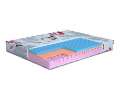 Ортопедический матрас MatroLuxe Kiss Кисс 150х200 - интернет-магазин tricolor.com.ua