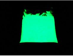 Люминесцентный пигмент Люминофор ТАТ 33 зеленый базовый (60 микрон)