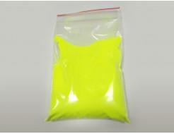 Люминесцентный пигмент Люминофор цветной ТАТ 33 желтый (30 микрон)