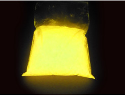 Пигмент люминофор цветной ТАТ 33 темно-желтый (30 микрон)