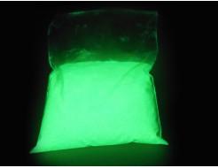 Люминесцентный пигмент Люминофор цветной ТАТ 33 фиолетовый с зеленым свечением (60 микрон)