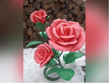 Изолон цветной Isolon 500 3002 розовый 0,75м - интернет-магазин tricolor.com.ua