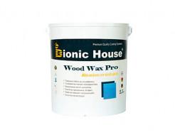 Краска-воск для дерева Wood Wax Pro Bionic House бесцветная алкидно-акриловая